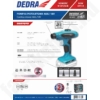 Kép 2/2 - Dedra akkumulátoros pisztoly pumpa SAS+All