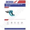 Kép 2/2 - Dedra akkumulátoros lemezvágó olló 18V SAS+All