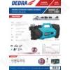 Kép 2/2 - Dedra akkumulátoros vízszivattyú SAS+All