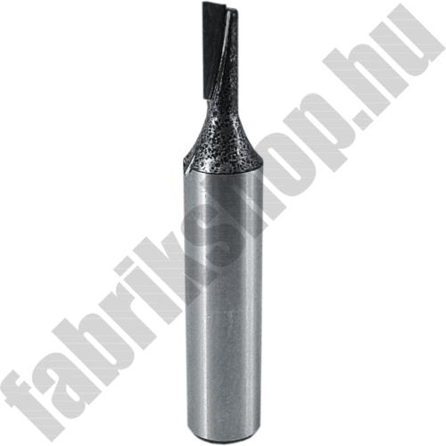 Faipari marókés - egylapkás hornyoló 6mm szárvastagság- D3,96 H11