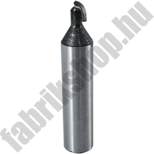 Félkör alakú hornyolók 8mm szárvastagság, D3,97 H6 R2