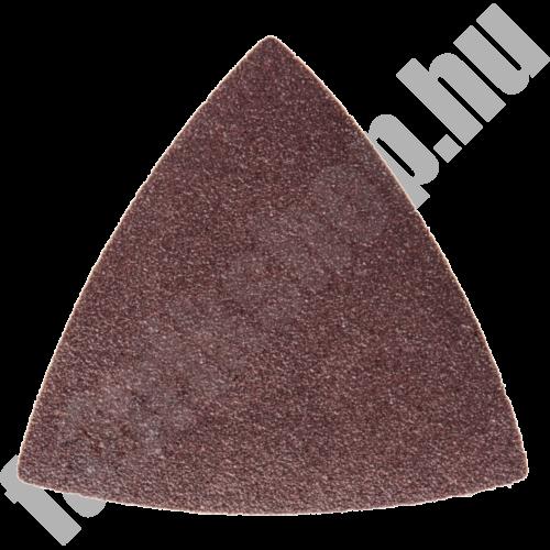 Delta csiszolópapír #DED7059 90x90x90mm, 120gr, tépőzáras, 5db-os szett