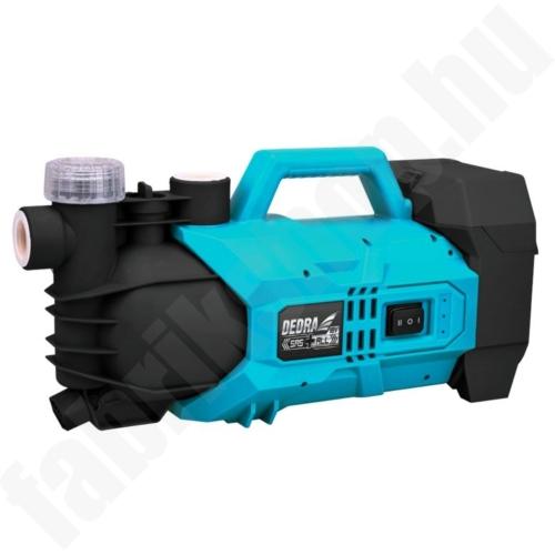 Dedra akkumulátoros vízszivattyú SAS+All