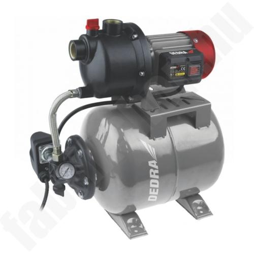 Dedra hidrofor, szivattyú 3700 liter / óra
